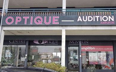 Photo du centre Amplifon de Saint Apollinaire