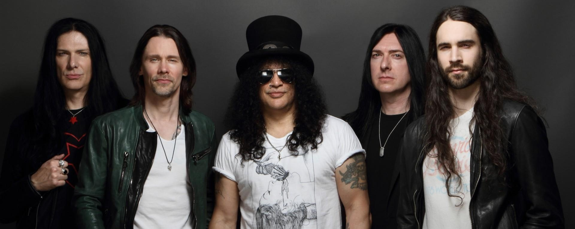 SLASH feat. Myles Kennedy & The Conspirators - Live in Singapore