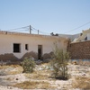 Back of Synagogue 4, Tomb and Synagogue, Al-Hammah, Tunisia, Chrystie Sherman, 7/13/16