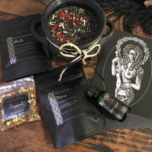 October Fall Series Kit - Odes to Women
