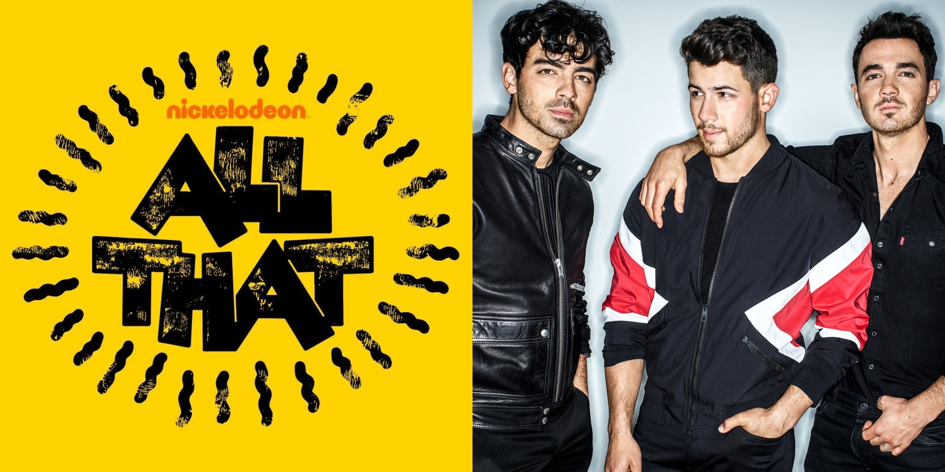 Jonas Brothers to star in the premiere of 'All That' reboot