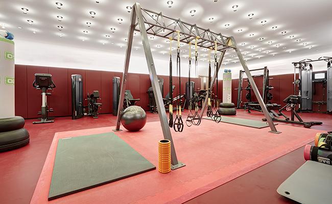 Akasha's gym