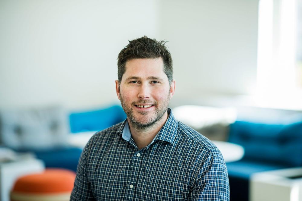 Marcus Johansson, Kreditchef Almi Blekinge