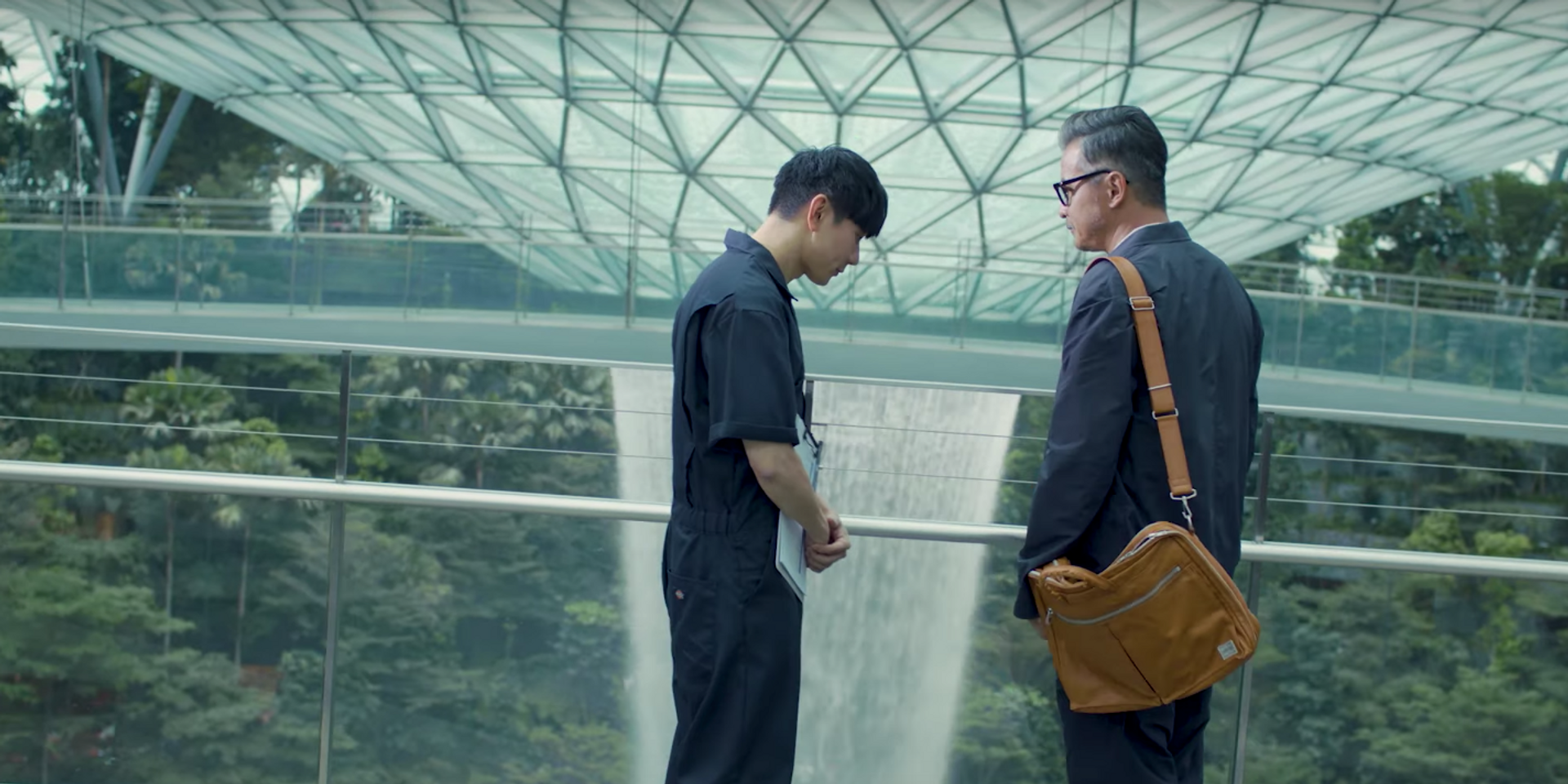 JJ Lin shares enchanting new song inspired by Jewel Changi Airport's HSBC Rain Vortex – watch
