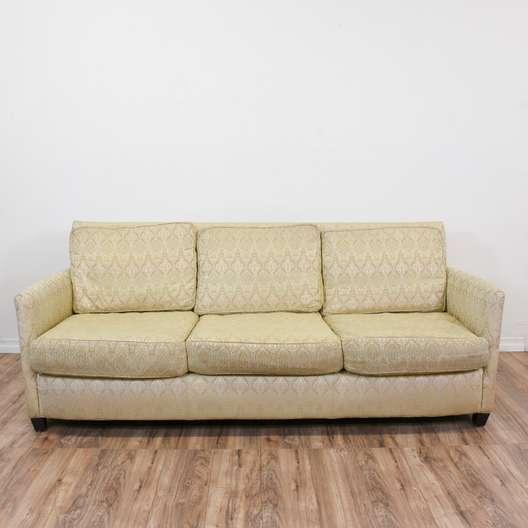"""Cisco"" Cream Sofa"