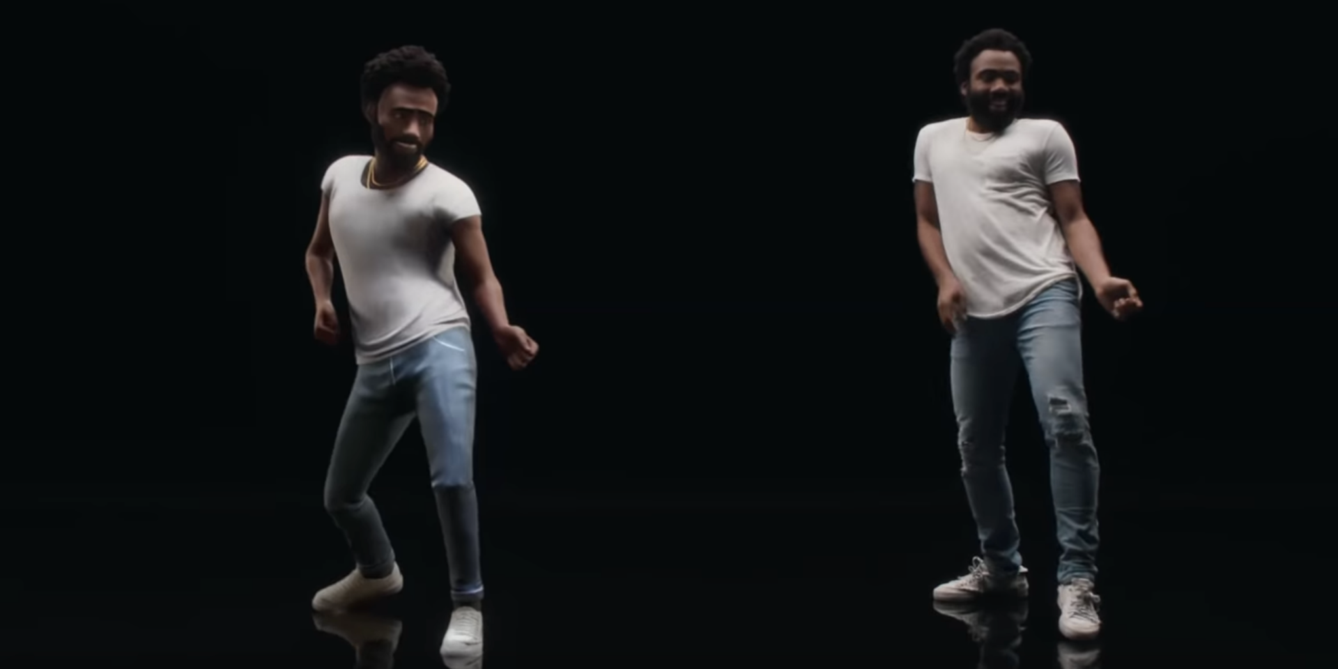 Childish Gambino shares snippet of new song 'Human Sacrifice' in Google Ad