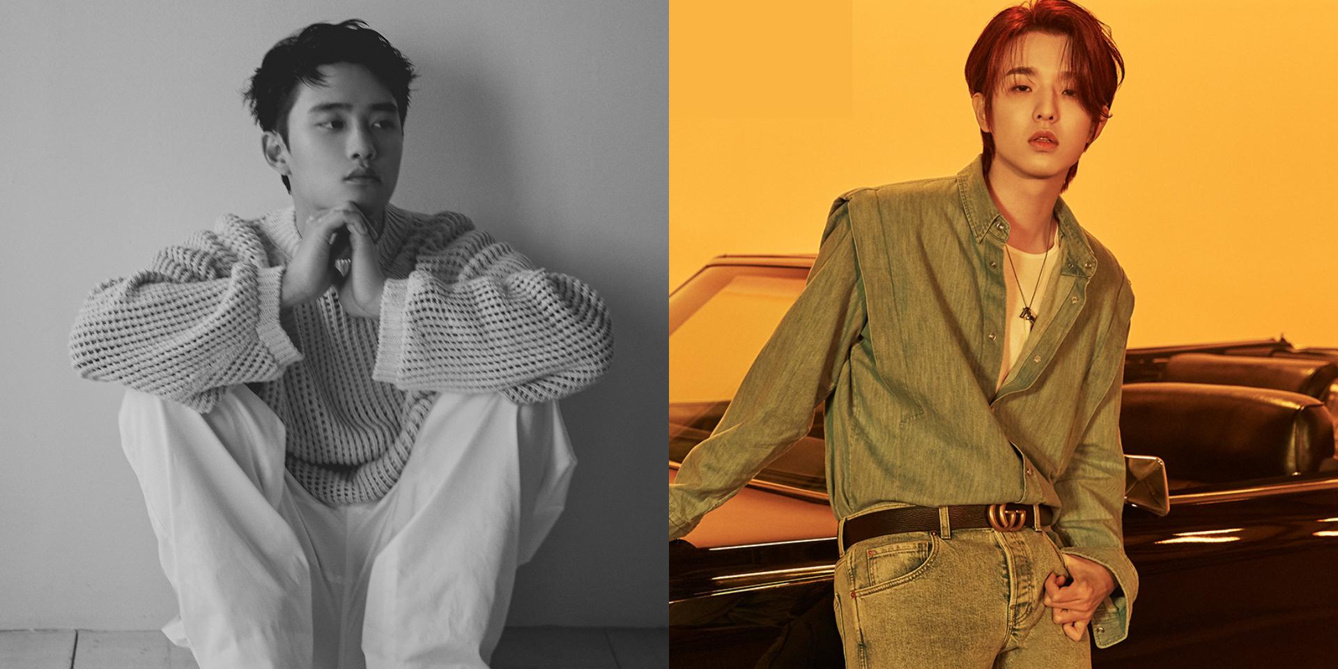 EXO's D.O. taps DAY6's Jae, danke, Andreas Ringblom, and more for solo debut mini-album, 'Empathy'
