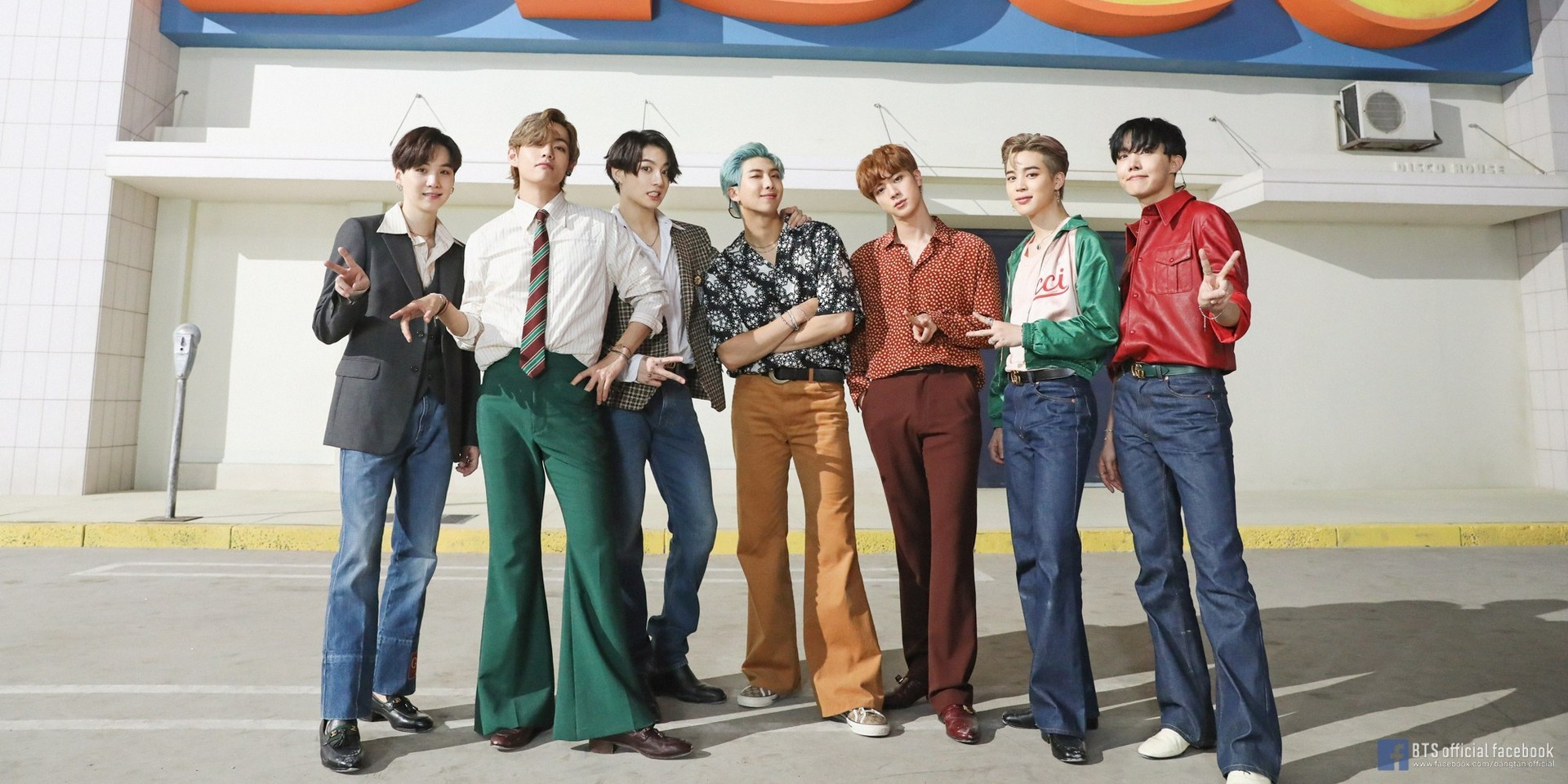 A BTS fan takes us through the K-pop superstars' fashion with Bangtan Style Twitter account