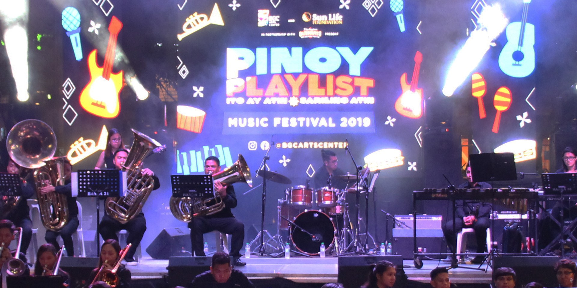 Pinoy Playlist Music Festival goes big and more ambitious on its second year