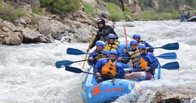 Browns Canyon Half Day - Rafting Photo 1 of 1