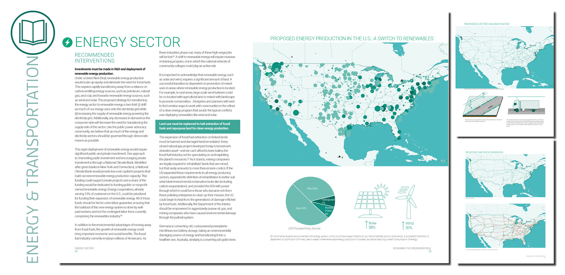 Report: Energy and Transportation Sectors