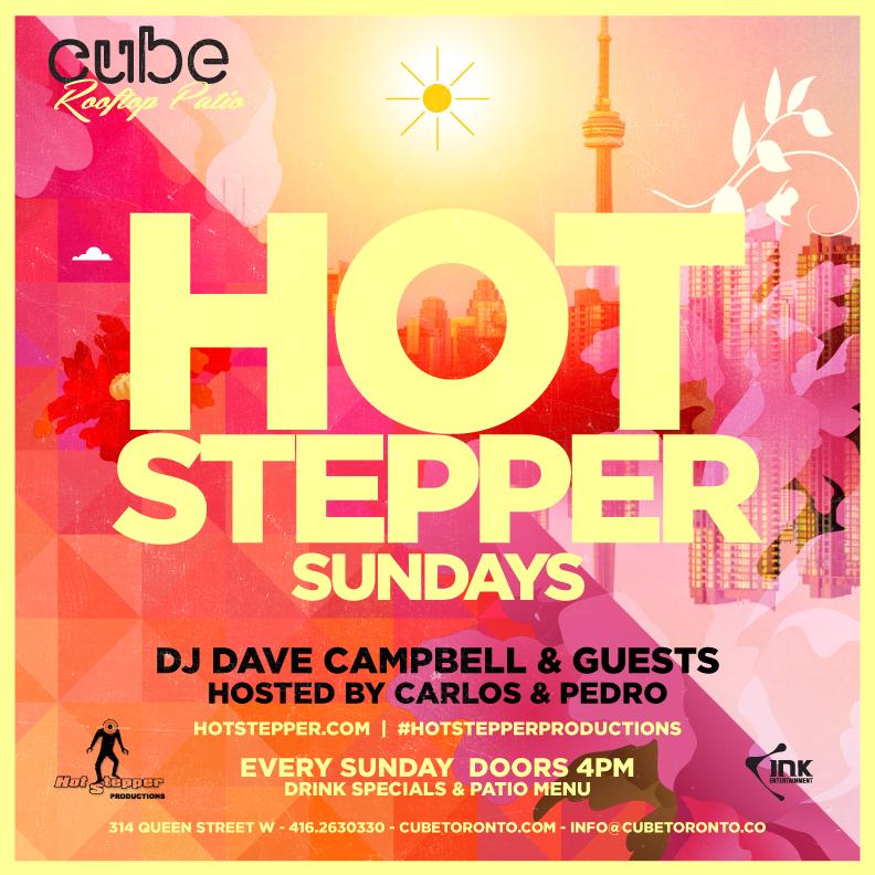 Hotstepper Sundays