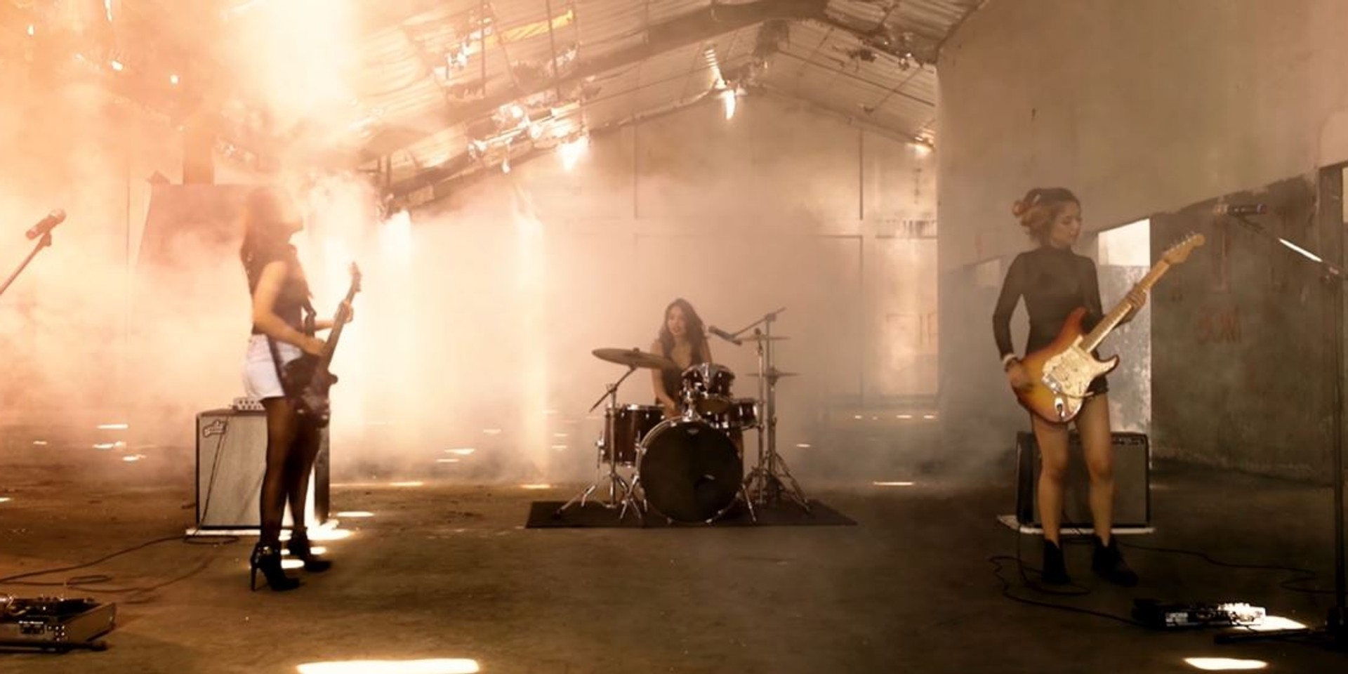 Catfight find sanctuary in new 'Sunlight' music video – watch