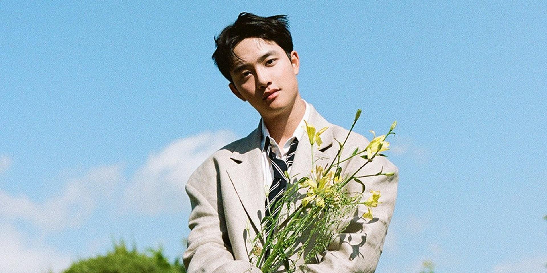 EXO's D.O. releases long awaited solo debut mini-album, 'Empathy' — listen
