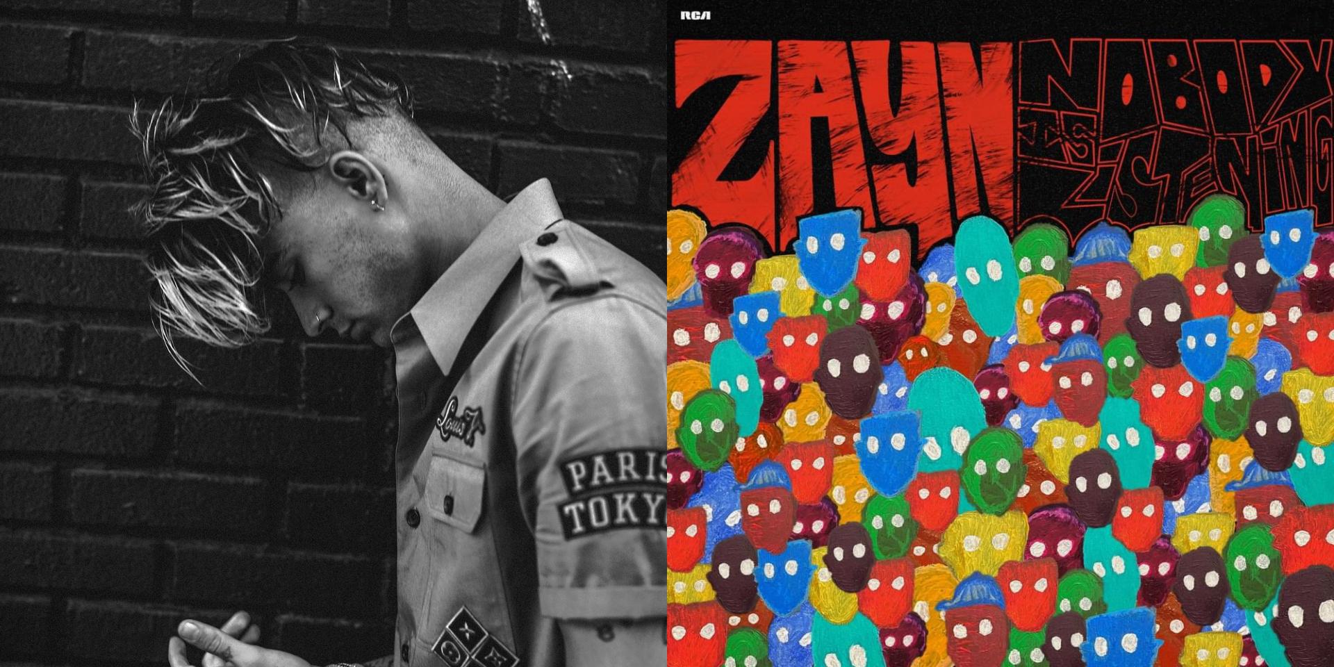 Zayn Malik's new album Nobody Is Listening