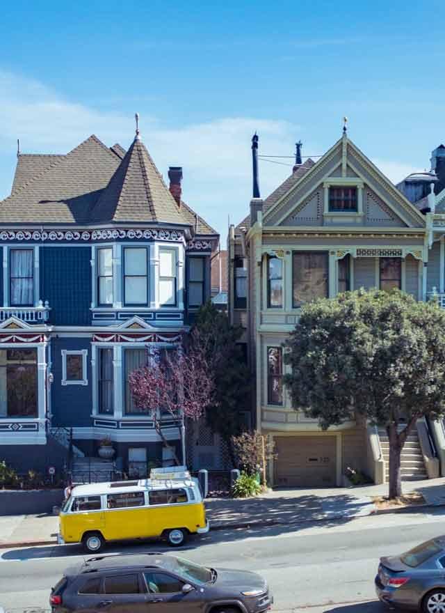 San Francisco banner