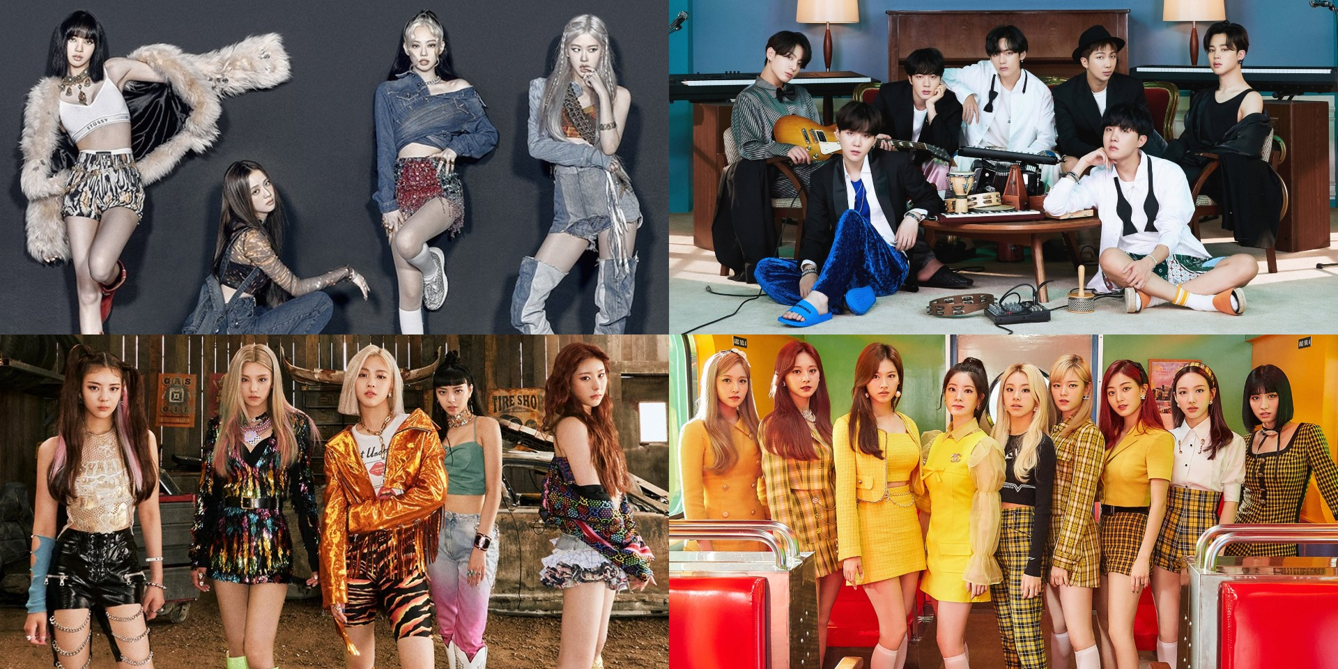 YouTube reveals top videos in Singapore, K-pop dominates music list with BLACKPINK, BTS, ITZY, and TWICE