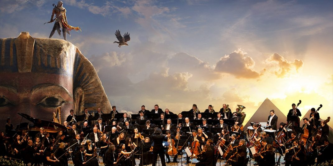 Assassin's Creed Symphony makes live debut at E3 2019 – watch