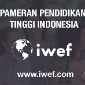 Indonesia World Education Fair IWEF