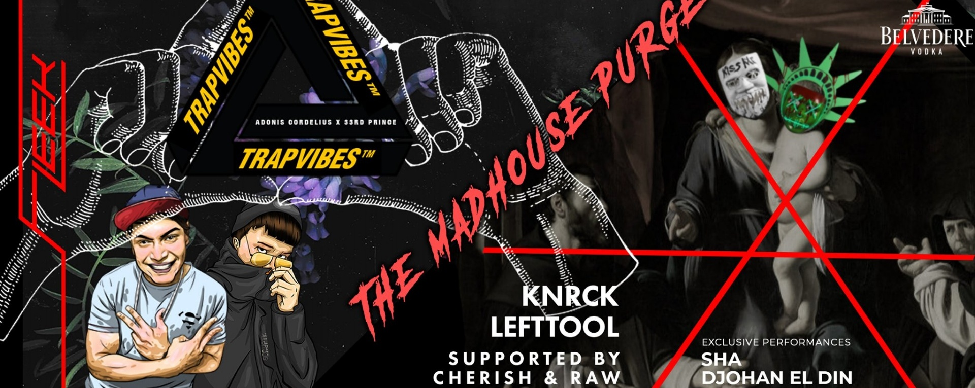Fleek Presents: Trapvibes™ [ The Madhouse Purge]