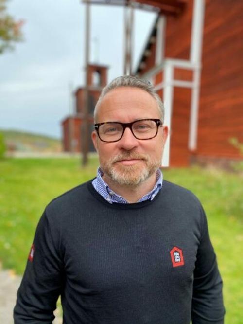 Martin Haglind