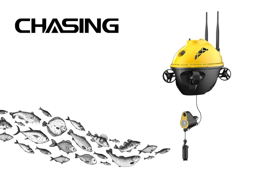 Dron Chasing F1 - cyfrowy, podwodny kumpel na ryby!