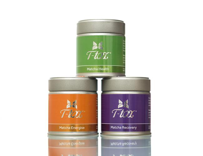 T-tox matcha tea