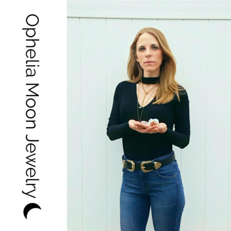 Ophelia Moon Jewelry