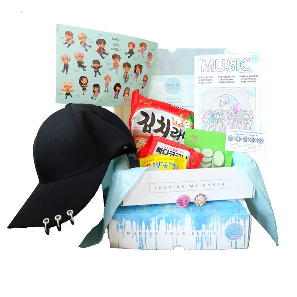 The Inspire Me Korea MUSIC Box