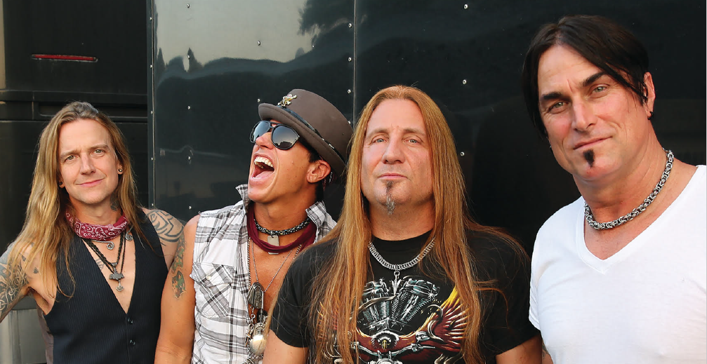 TBT - Jackyl - Friday, September 14, 2018, Doors: 6:30 PM