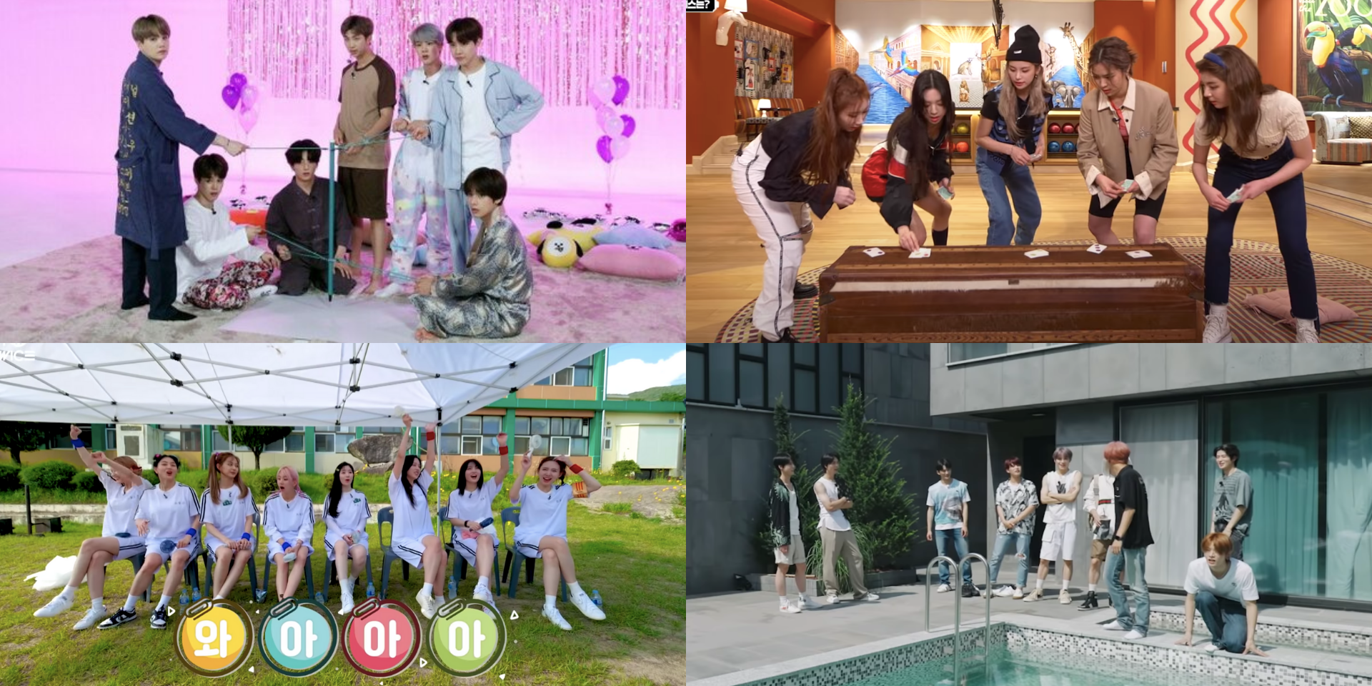 7 Korean idol variety shows you need to watch – Run BTS!, TIME TO TWICE, NCT Life, and more