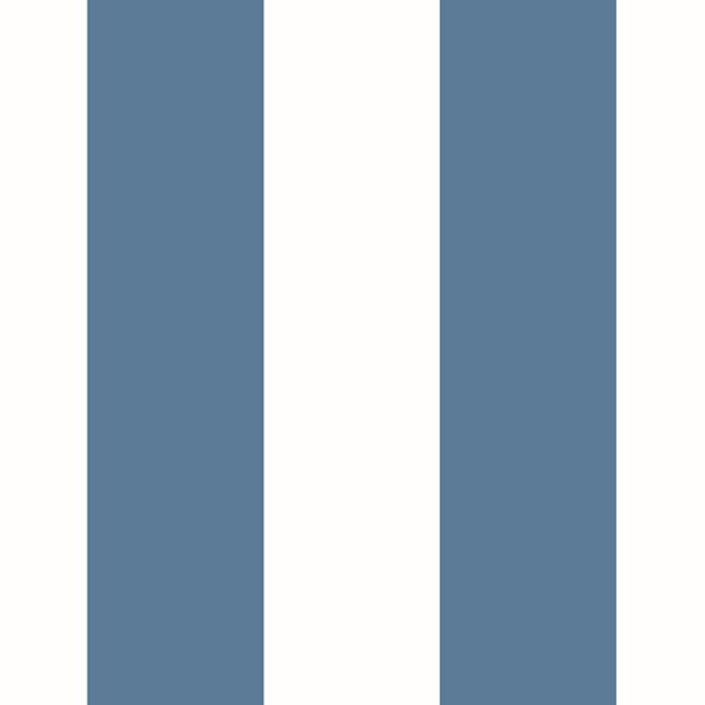 486-05 Bred rand blå