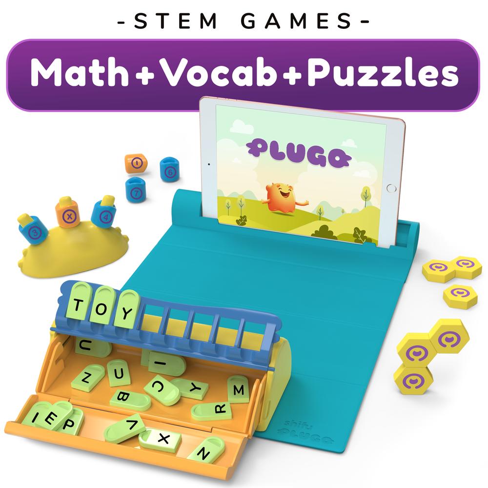 Pedagogiska iPad-spel för en regnig sommar 1