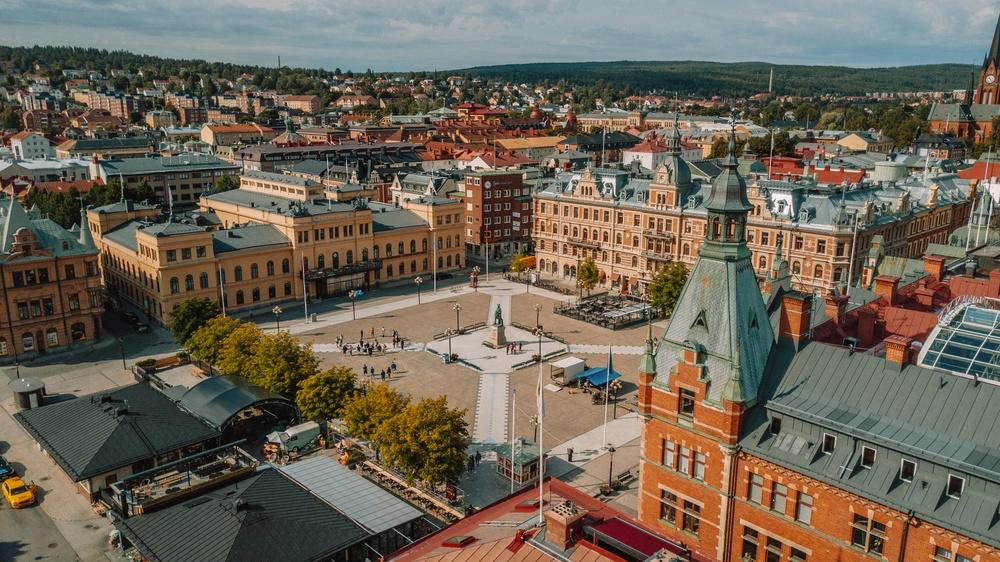Stora torget, Sundsvall