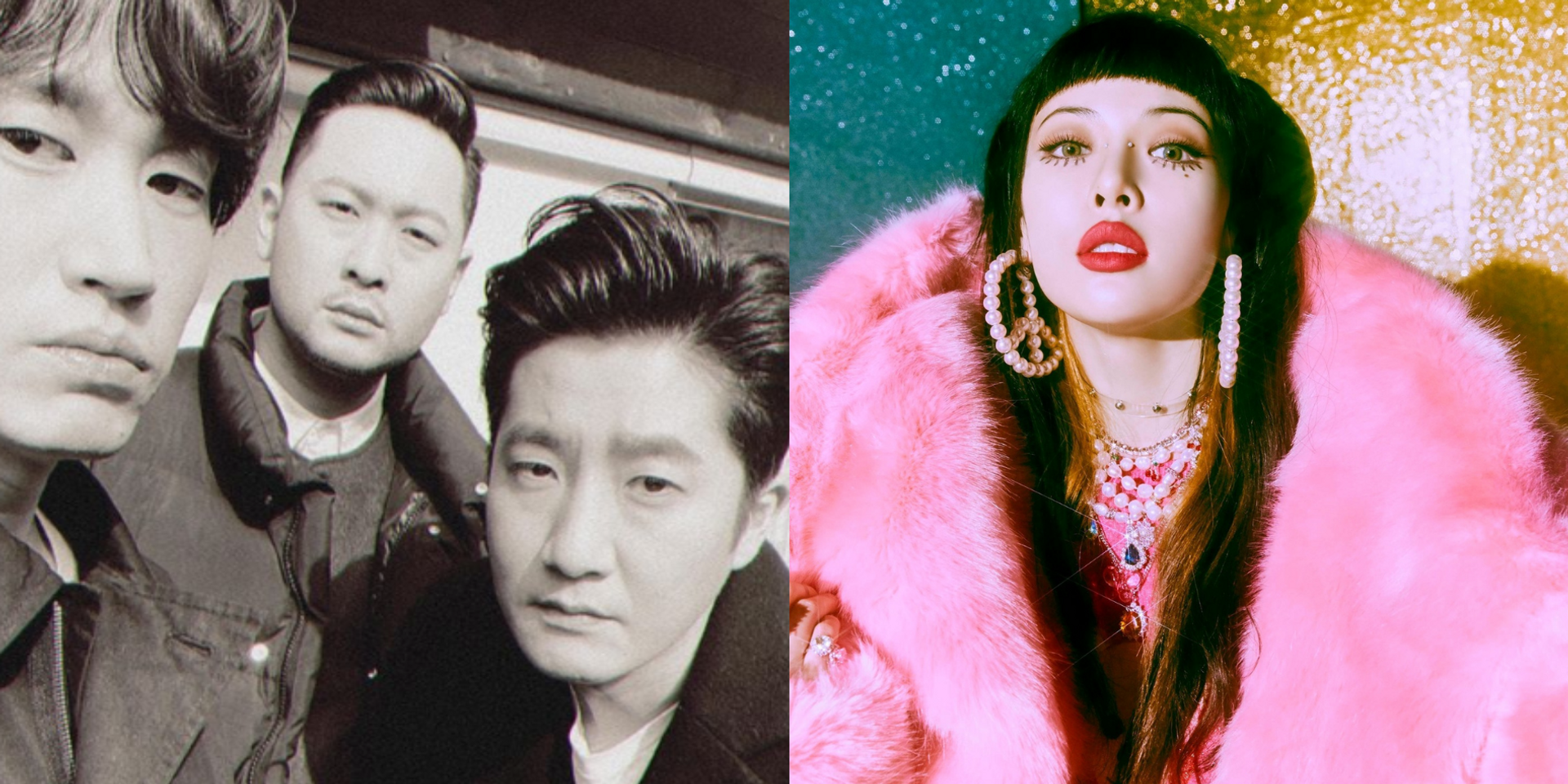 Songs and albums by Epik High, HyunA, IU, and more return to Spotify