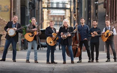 BT - Ricky Skaggs & Kentucky Thunder - May 22, 2021, doors 3:30pm (EARLY SHOW)