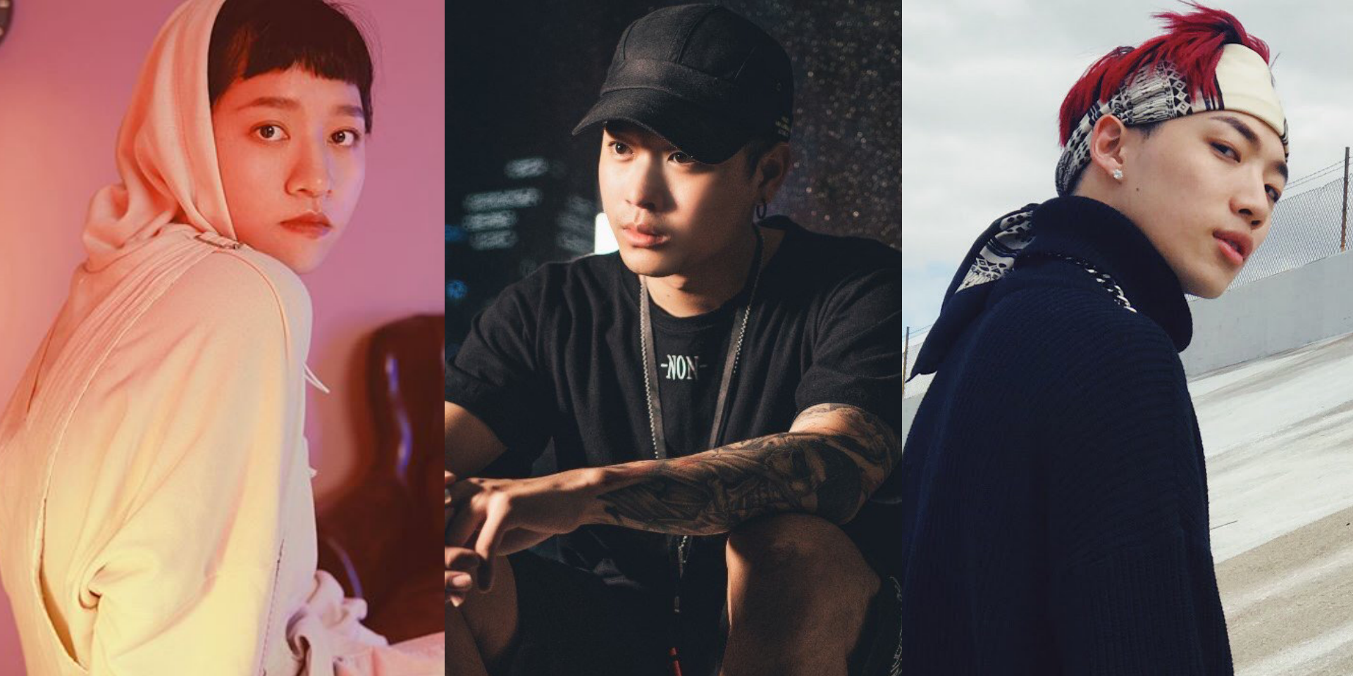 The Next Wave of Taiwanese Hip-Hop Artists