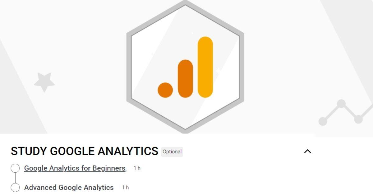 study google analytics