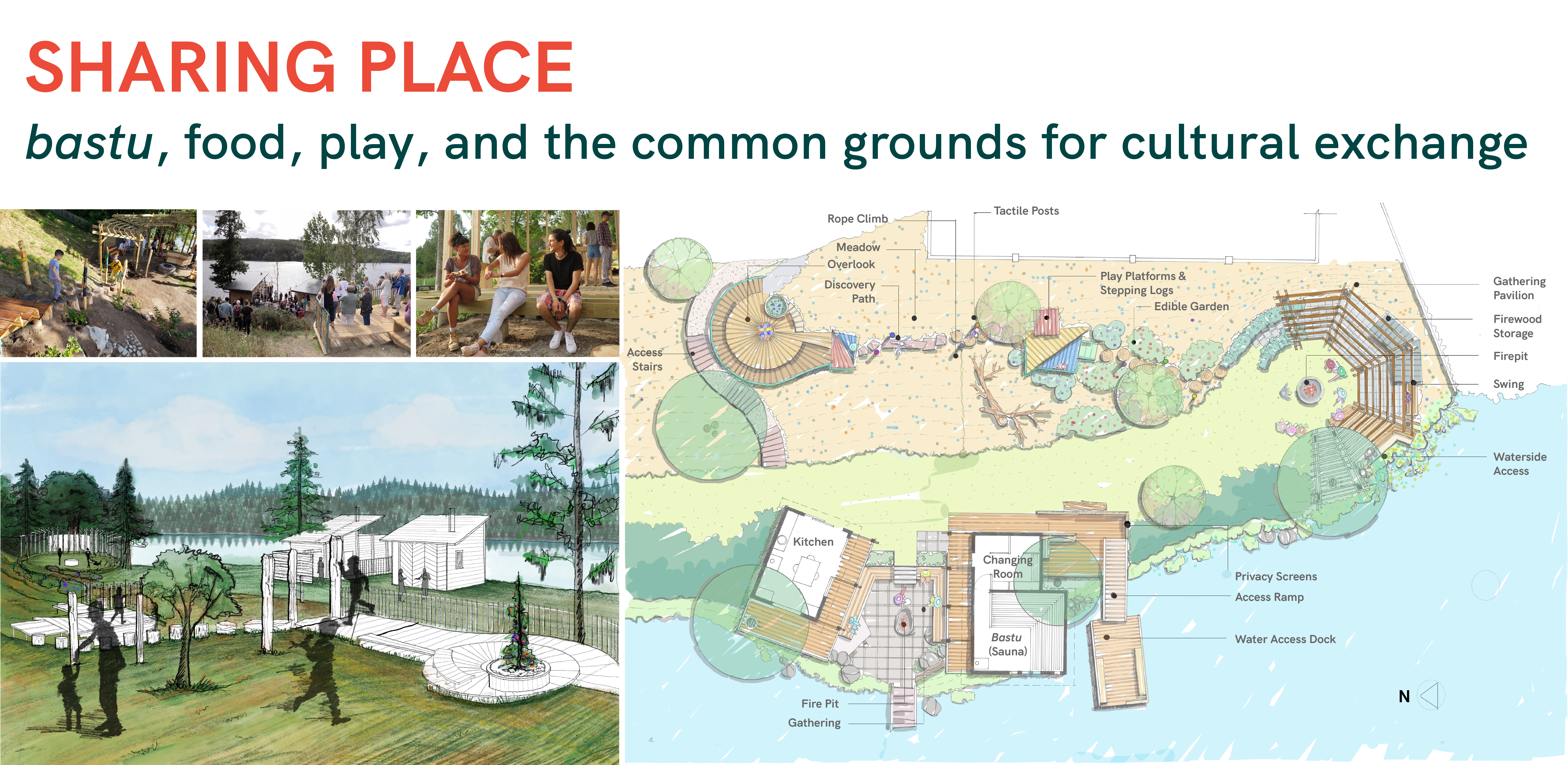 GROUNDS FOR CULTURAL EXCHANGE