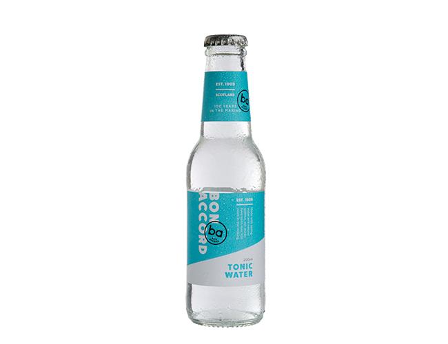 Bon Accord tonic water