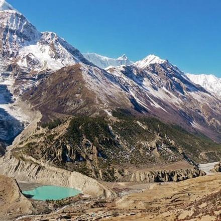 Tilicho Lake and Thorong la pass Trek - 17 Days