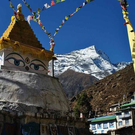 Classic Everest Base Camp Trek