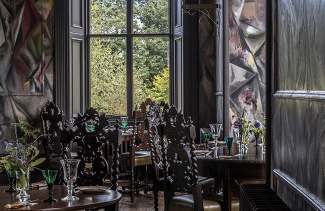The Clunie Dining Room
