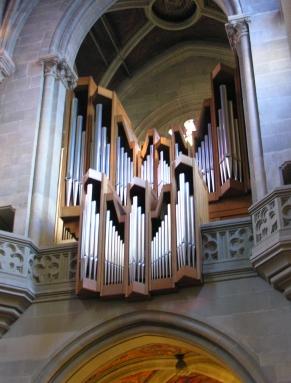 Basilique Notre-Dame, Genève
