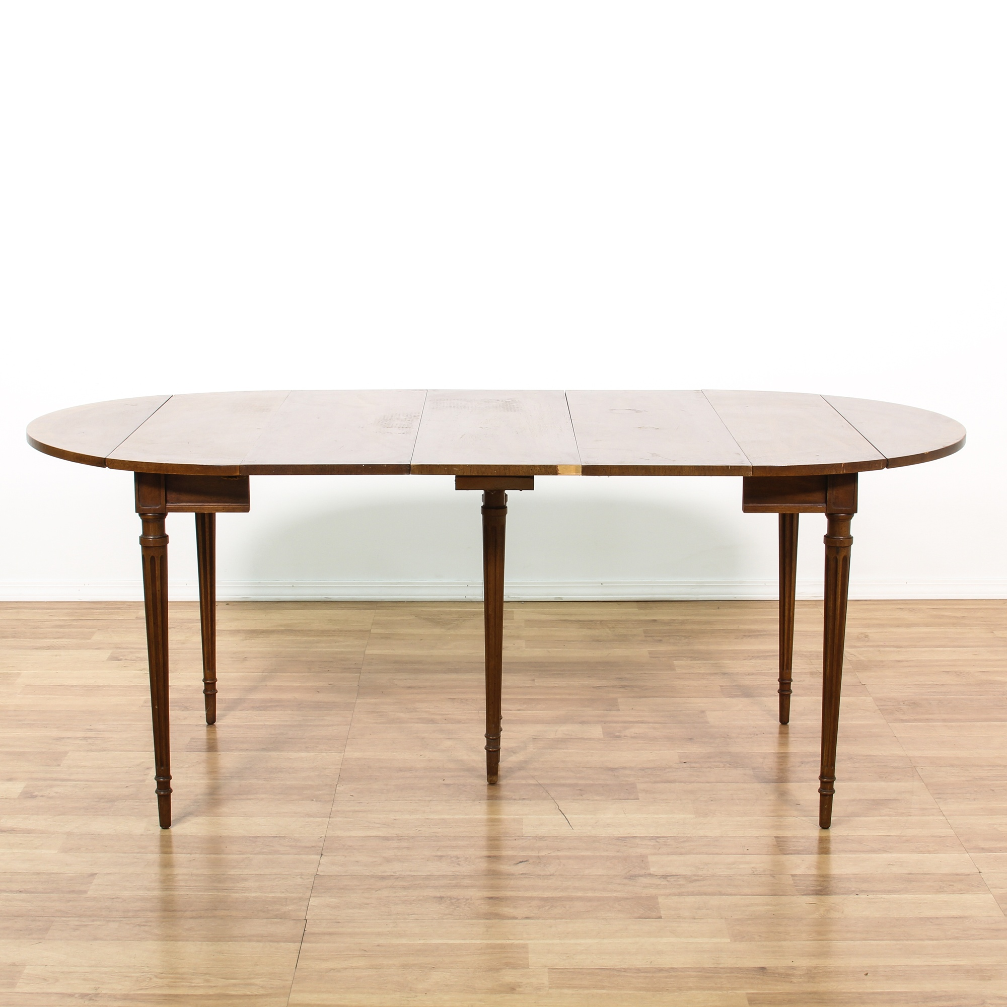 Dining Room Furniture San Diego: Drop Leaf Dining Table W/ Leaves