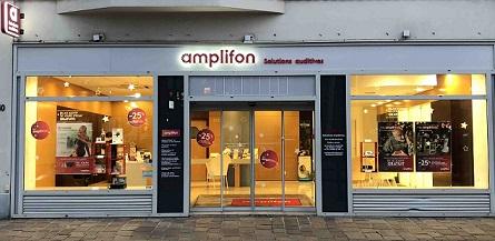 Photo du centre Amplifon de Mulhouse