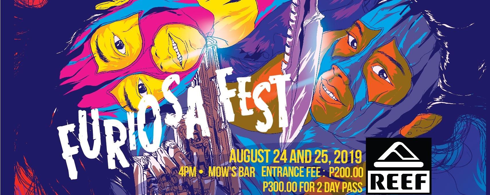 Furiosa Fest : Furiosa 2nd Year Anniversary