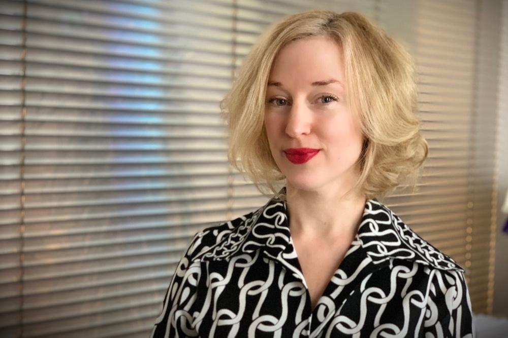 Sofie Grettve von Rosen, ansvarig för följerätt på Bildupphovsrätt