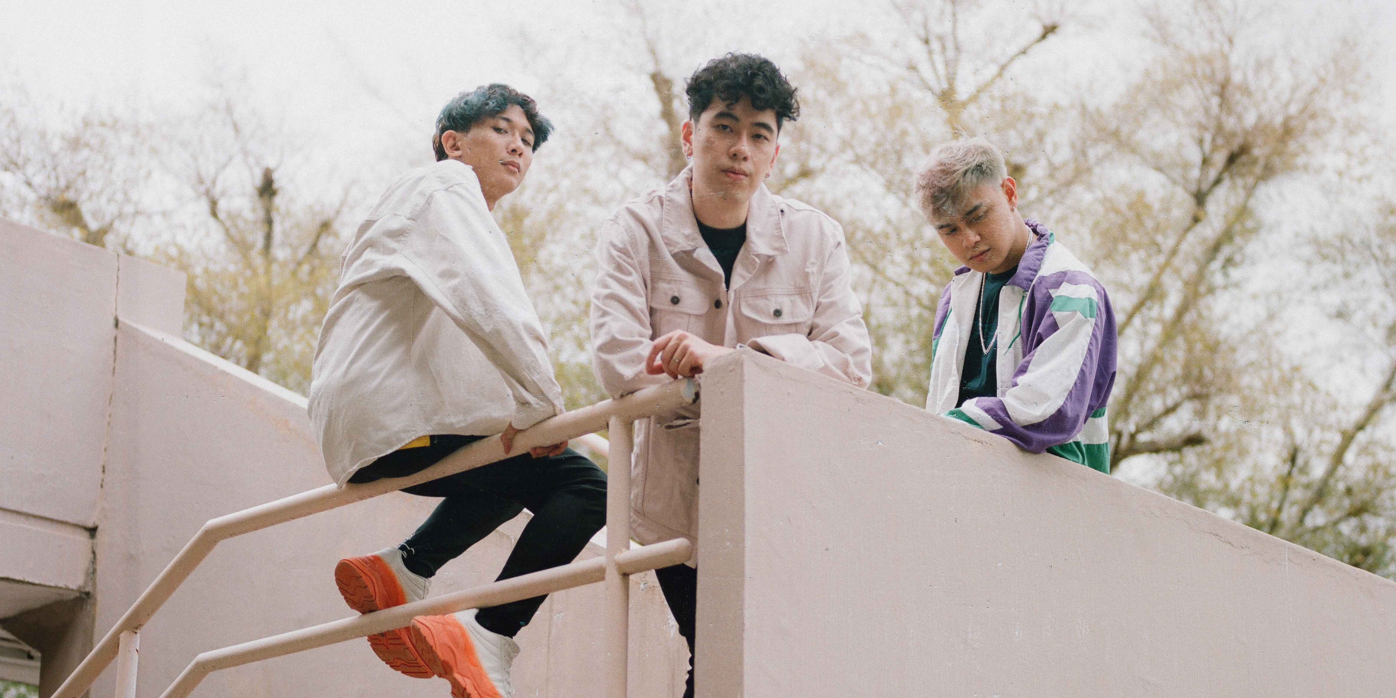 Introducing: Singaporean R&B trio brb. share their narratives of love and loss