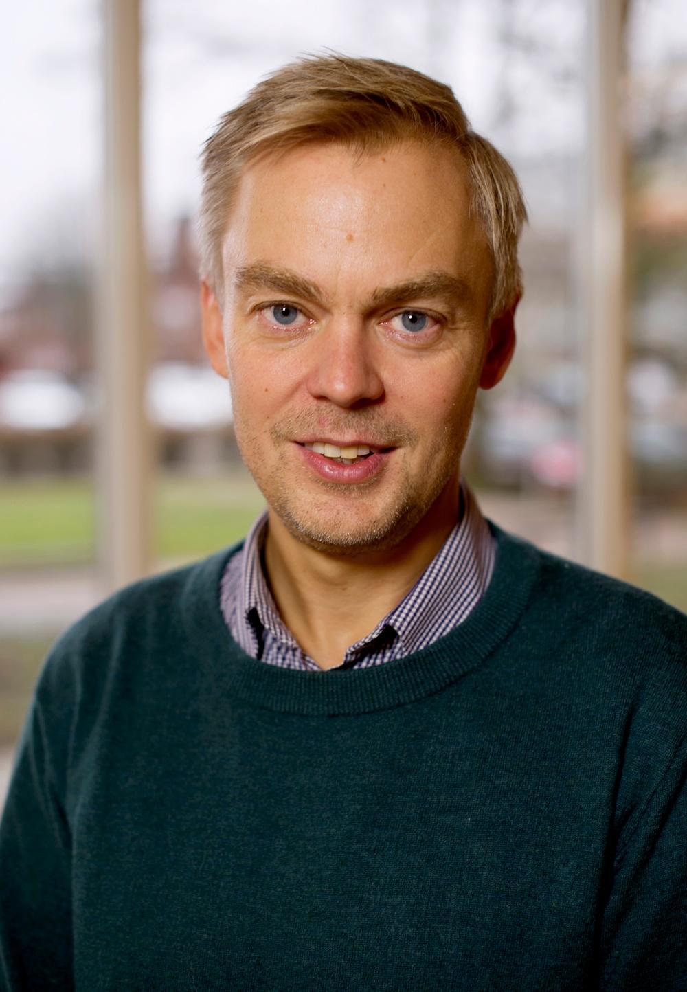 Måns Arnrup, IT-direktör